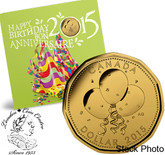 Canada: 2015 Birthday Gift Coin Set - Balloons