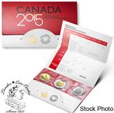 Canada: 2015 Proof Like Uncirculated Coin Set