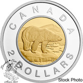 Canada: 2015 $2 Toonie Proof Pure Silver Coin