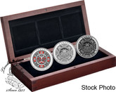 Canada: 2015 $25 Singing Moon Mask 3 Silver Coin Set