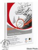 Canada: 2007 25 Cent Alpine Skiing Official First Day Vancouver Olympic 2010 Coin