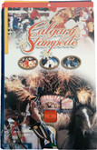 Canada: 2002 50 Cent Calgary Stampede Festivals of Canada Silver Coin