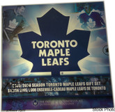 Canada: 2006 Toronto Maple Leafs Logo Coin Set with Coloured 25 Cent