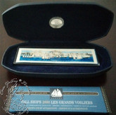 Canada: 2000 10 Cent Tall Ships Coin and Stamp Set