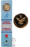 Canada: 2006 $1 Lucky Loonie Bookmark with Coin