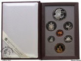 Canada: 1995 Hudson's Bay Special Edition Double Dollar Set