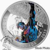 Canada: 2015 $20 Iconic Superman‰ Comic Book Covers: Superman Unchained #2 Silver Coin