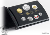 Canada: 2015 Special Edition 50th Anniversary of the Canadian Flag Silver Dollar Proof Set