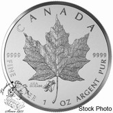 Canada: 2015 $5 ANA Chicago Privy Maple Leaf Silver Coin