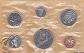 Canada: 1969 Proof Like / Uncirculated Coin Set