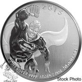 Canada: 2015 $20 Superman Silver Coin