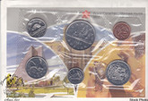 Canada: 1986 Proof Like / Uncirculated Coin Set