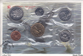 Canada: 1989 Proof Like / Uncirculated Coin Set