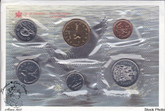 Canada: 1992 Proof Like / Uncirculated Coin Set