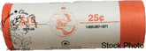 Canada: 2007 Curling 25 Cent Original Roll (40 Coins)