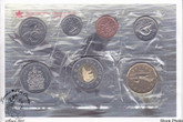 Canada: 1998 Winnipeg Proof Like / Uncirculated Coin Set