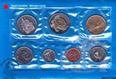 Canada: 1999 Nunavut Mule Proof Like / Uncirculated Coin Set