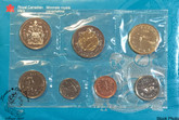Canada: 1999 Nunavut Proof Like / Uncirculated Coin Set