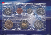 Canada: 1999 Polar Bear Proof Like / Uncirculated Coin Set