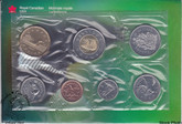 Canada: 2000 Winnipeg Proof Like / Uncirculated Coin Set