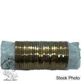 Canada: 1994 War Memorial Dollar Original Roll (25 Coins)