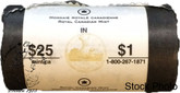 Canada: 2006 No Logo Loon Dollar Original Roll (25 Coins)