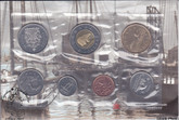Canada: 2002 Proof Like / Uncirculated Coin Set