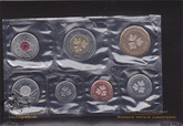 Canada: 2004 Test Token Variety Proof Like Set