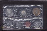 Canada: 2007 Proof Like / Uncirculated Coin Set (Curved 7 Variety)