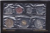 Canada: 2008 Proof Like / Uncirculated Coin Set