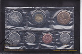 Canada: 2009 Logo Proof Like / Uncirculated Coin Set