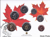 Canada: 2010 Proof Like / Uncirculated Coin Set