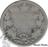Canada: 1892 25 Cents AG3