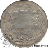 Canada: 1893 25 Cents AG3