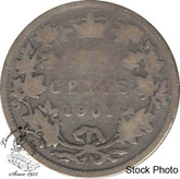 Canada: 1901 25 Cents G4