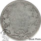 Canada: 1909 25 Cents AG3