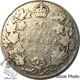Canada: 1902 50 Cents VG8