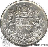 Canada: 1939 50 Cents MS60