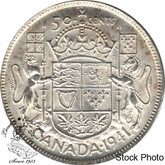 Canada: 1941 50 Cents MS60
