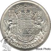 Canada: 1944 50 Cents Far 4 AU50