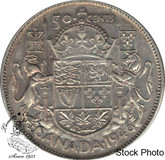 Canada: 1946 50 Cents Hoof in 6, ND VF20