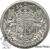 Canada: 1946 50 Cents AU50