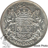 Canada: 1947 50 Cents St. 7L EF40