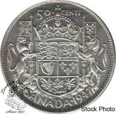 Canada: 1947 50 Cents C7R EF40