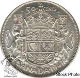 Canada: 1947 50 Cents C7R AU50