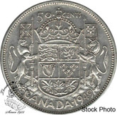 Canada: 1949 50 Cents EF40