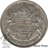 Canada: 1949 50 Cents Hoof/9, WD VF20