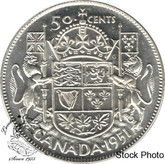 Canada: 1951 50 Cents MS60