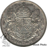 Canada: 1952 50 Cents CIRCULATED