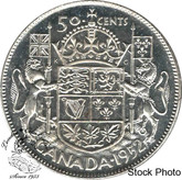 Canada: 1952 50 Cents MS62